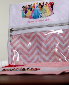 Kit higiene bucal princesas da disney - Barse