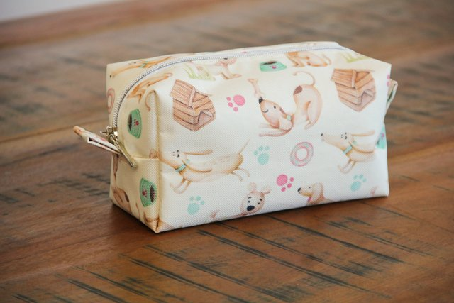 Necessarie box cachorrinhos - Barse