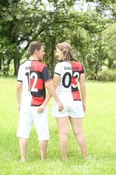 Camisas para Save The Date na internet
