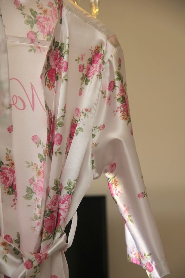 Robe floral - Barse