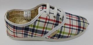 Alpargatas La Rosa Blanca, Linea Diseño, calzado urbano.
