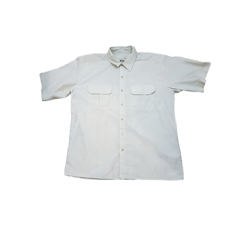 Camisa Forest Paper M/C Hombre