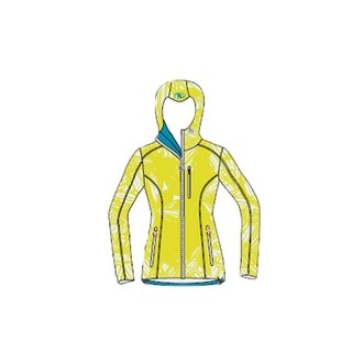 Campera Northland Active Tech Lorry Ls Jacket Mujer - comprar online