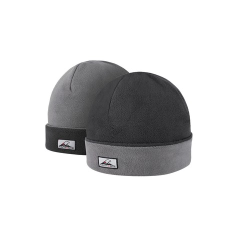 Gorro Montagne fleece reversible polar