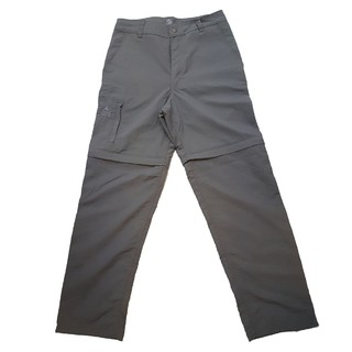 Pantalon Desmontable Black Rock Hombre - AdventuresShop