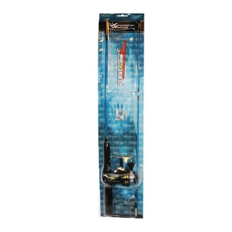 Set de Pesca American Angler Fishing-set