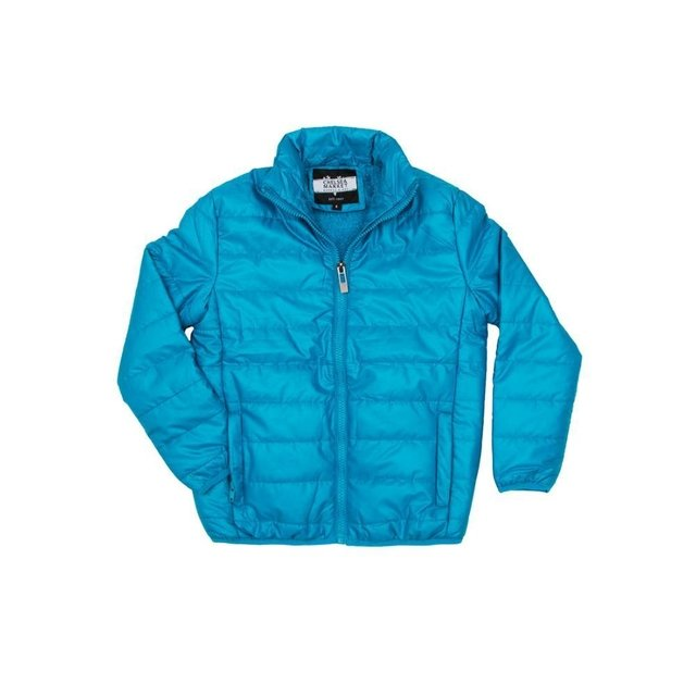 Campera Kids Turquesa