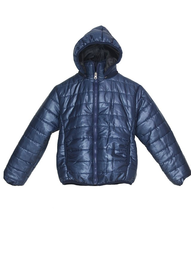 Campera Kids Desmontable Azul