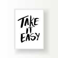 TAKE IT EASY - comprar online