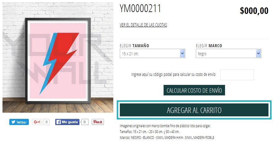 yourwall | store de cuadros - Cómo Comprar