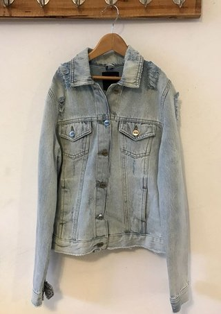 JACKET DENIM DESTROYER