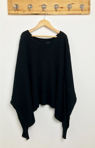 SWEATER OVERZIDE