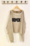 SWEATER ALLY ROCK