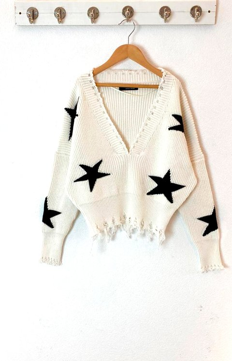 SWEATER MANHATTAN STARS en internet