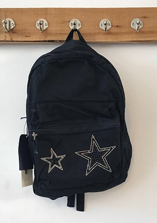 MOCHILA INE · DENIM DECO STAR