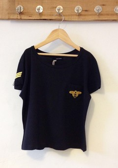 REMERA NAVY en internet