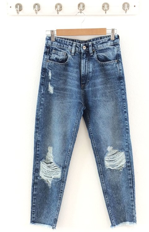 PANTALON MOOD DMR - LOVELY DENIM