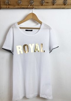 REMERA ROYAL en internet