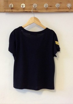REMERA NAVY - lovelydenim