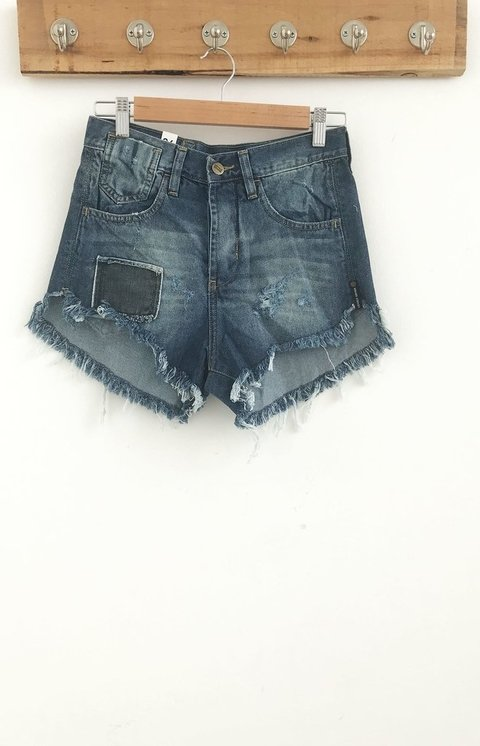 SHORT PRESS - LOVELY DENIM