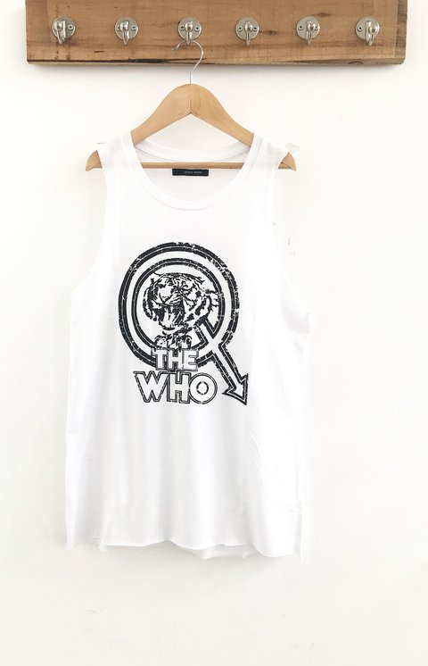 MUSCULOSA THE WHO en internet