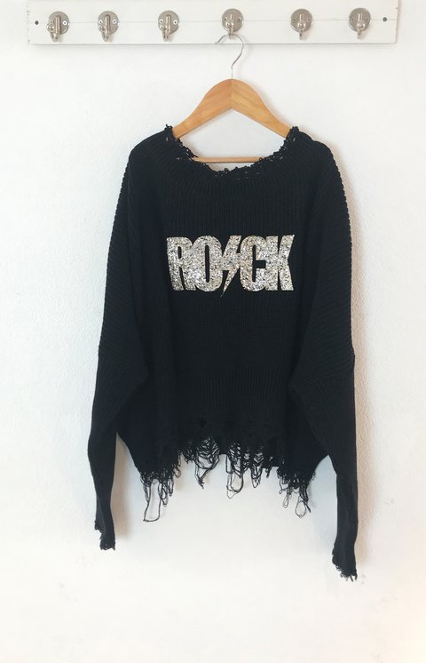 SWEATER MANHATTAN ROCK (DESTROY)