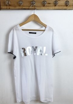 REMERA ROYAL - lovelydenim