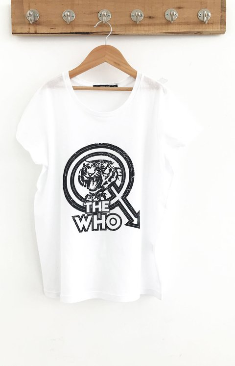 REMERA THE WHO en internet