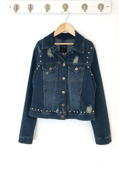 JACKET GIGI TACHAS DIRTY