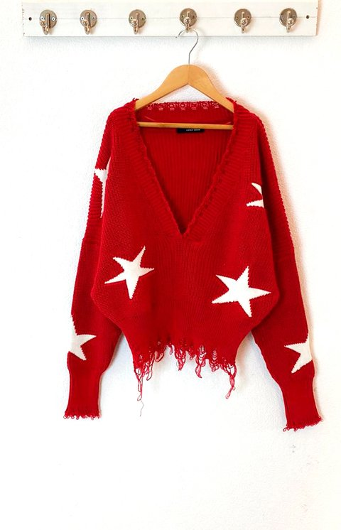 SWEATER MANHATTAN STARS