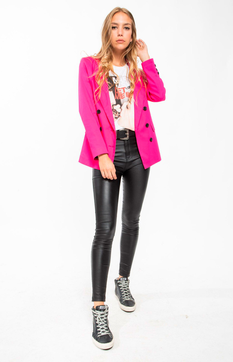 BLAZER LONDON CRUZADO en internet