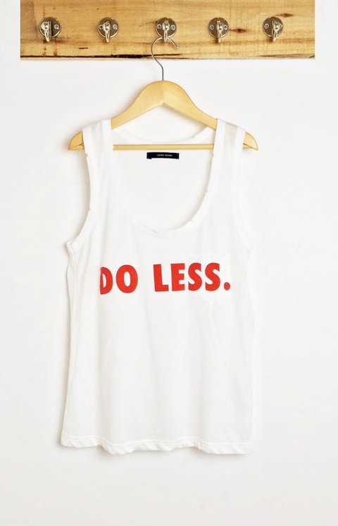 MUSCULOSA DO LESS