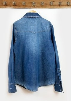 SHIRT DENIM BASIC - comprar online