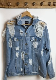 CAMPERA BIG SUPER DESTROYER - lovelydenim