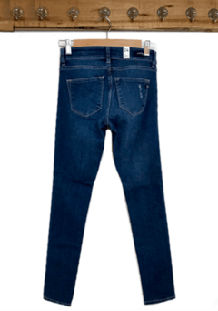 LULY SKINNY REGULAR RUEDO - lovelydenim