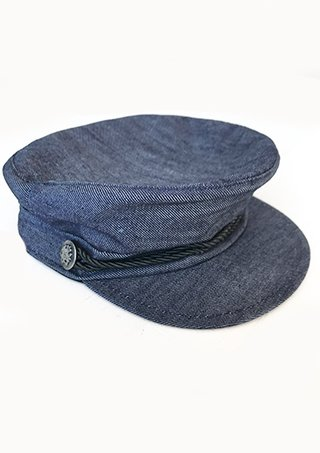 GORRA DENIM