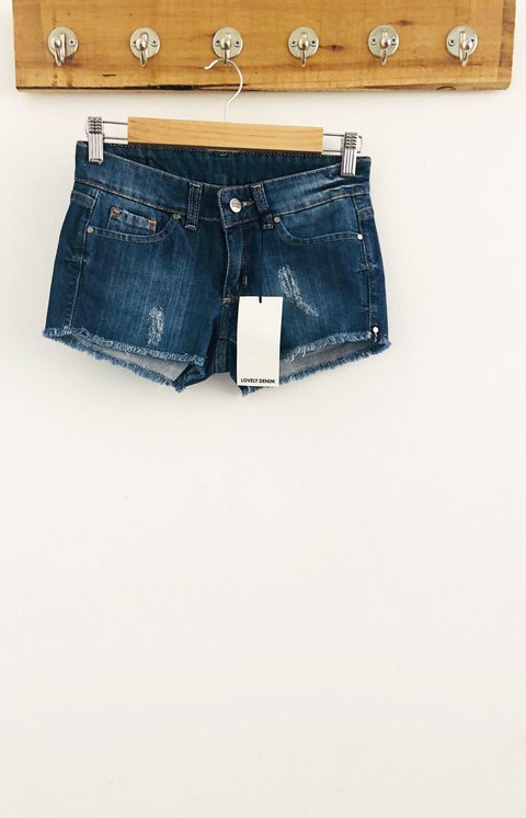 SHORT SERENA DARK BLUE