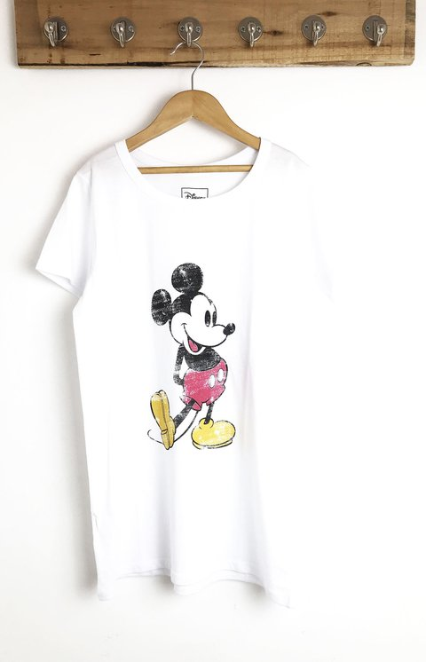 REMERA MICKEY ANNIVERSARY HAPPY