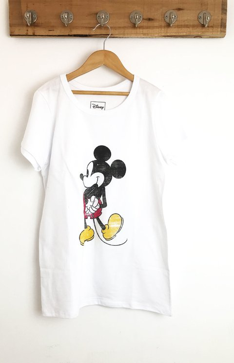 REMERA MICKEY ANNIVERSARY BACK