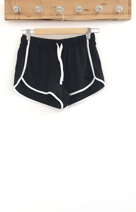 SHORT MICKEY BLACK3