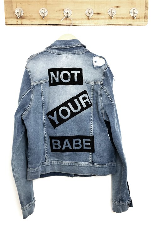 JACKET DENIM BABE