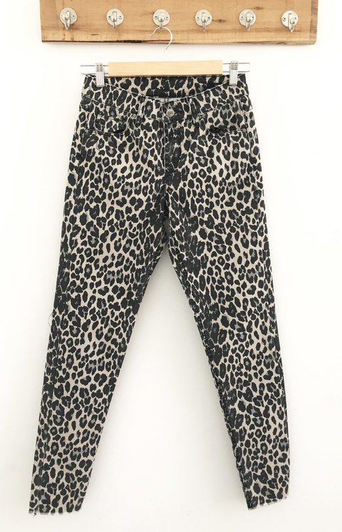 LULY SKINNY LEOPARD
