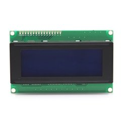 Display LCD 20x4 Backlight Azul na internet