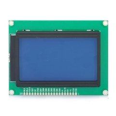 Display LCD 128x64 Backlight Azul