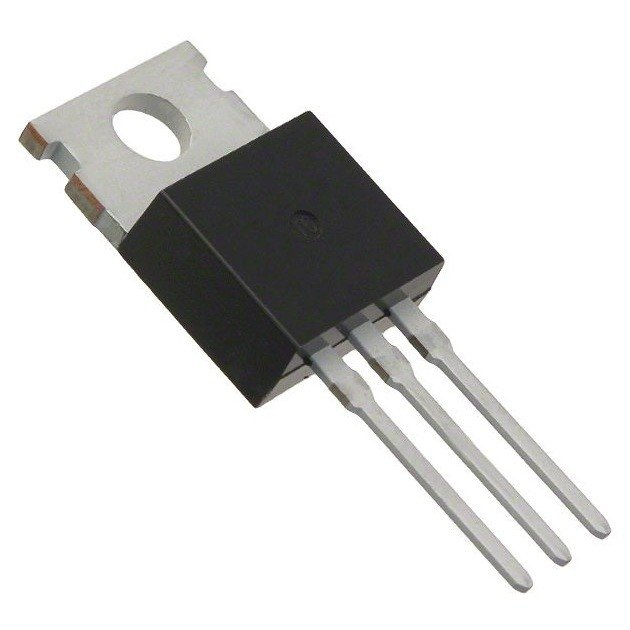 TRANSISTOR IRF540 - MOSFET CANAL N (33A 100V 0,040Ω)