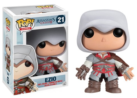 Funko Ezio - Assassins Creed
