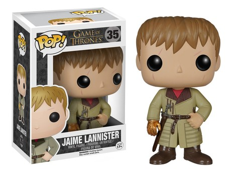 Funko Jaime Lannister - Game of Thrones