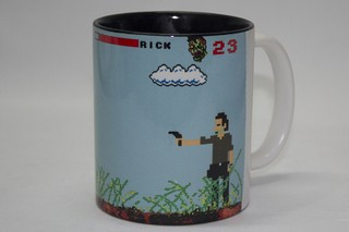 Caneca The Walking Dead 8 Bits - comprar online