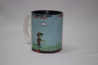 Caneca The Walking Dead 8 Bits na internet