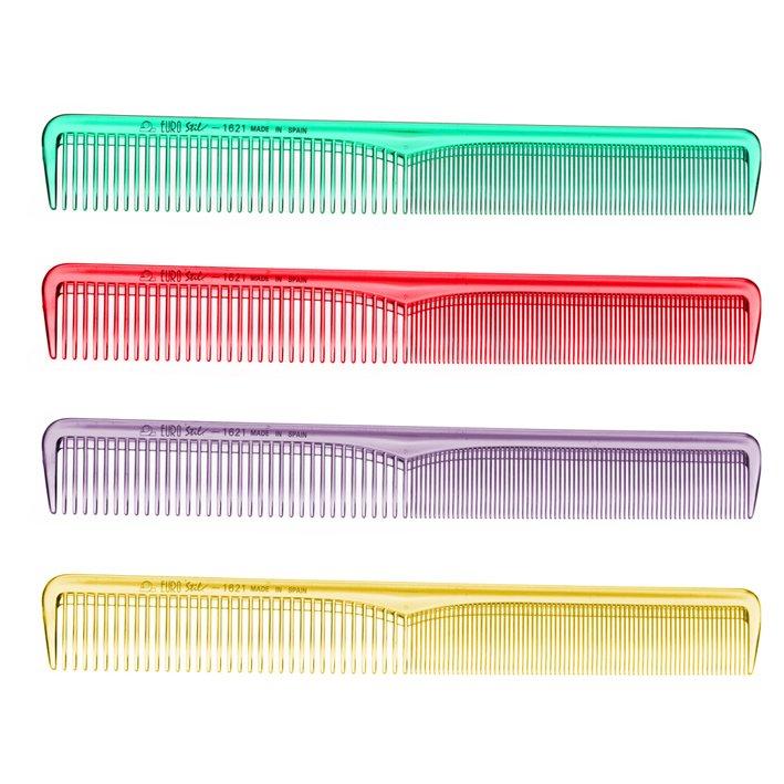 Peine de Corte Profesional Marca Eurostil Modelo 53845 / 50115 * Varios colores a eleccion
